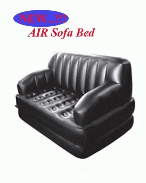 Jual Air Sofa Bed Angin Praktis