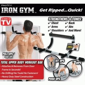 ALAT FITNES PULL UP MURAH IRON GYM / IRONGYM