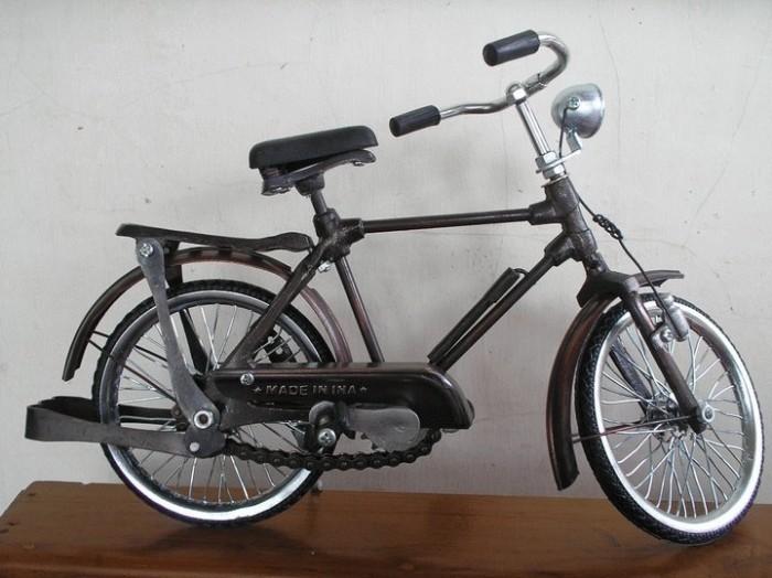 Sepeda Kebo Kecil
