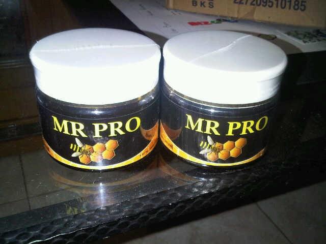 Mr. Pro, Madu Penambah Berat Badan dan Stamina
