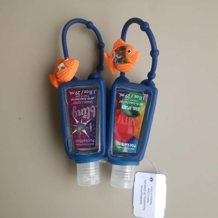 harga Bbw pocketbac charm holder - fish Tokopedia.com