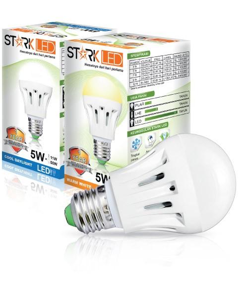 harga Lampu led stark cool daylight ( cahaya putih ) led 5 watt Tokopedia.com