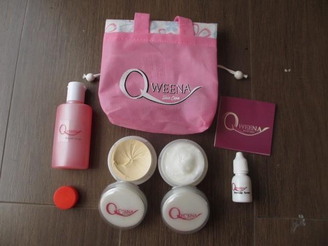 Jual Im Qween Qweena Skincare Cream Wajah Malam Siang