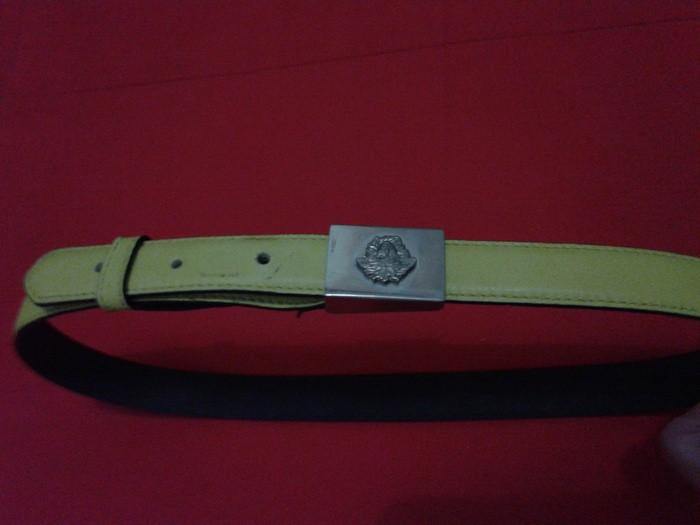 Jual ikat pinggang belt sabuk wanita - Gianni Versace - hijau 4f303348e4