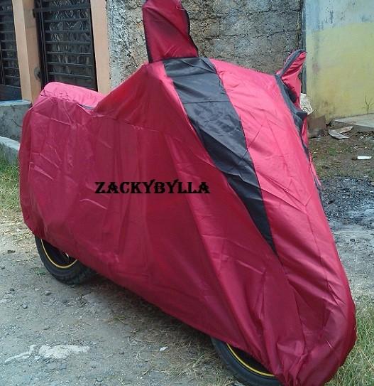 harga Cover motor 2in1 khusus motor sport full fairing (ninja 250 cbr dll) Tokopedia.com