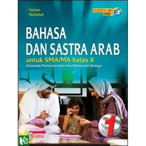 Jual Buku Paket Guru & Siswa Bahasa dan Sastra Arab Kelas ...
