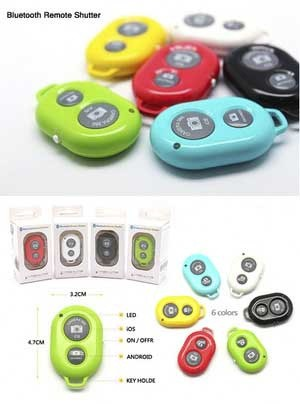 ... harga Tomsis tombol narsis self portrait device for android iphone bluetooth Tokopedia.com