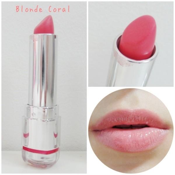 Jual LANEIGE: Silk Intense Lipstick #SR105 Blonde Coral