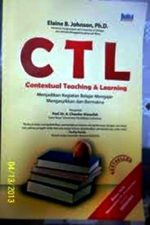 harga Contextual teaching learning elaine b. johnson Tokopedia.com