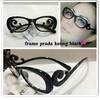 Jual Frame Kacamata Prada Keong Hitam  52d88a04a9