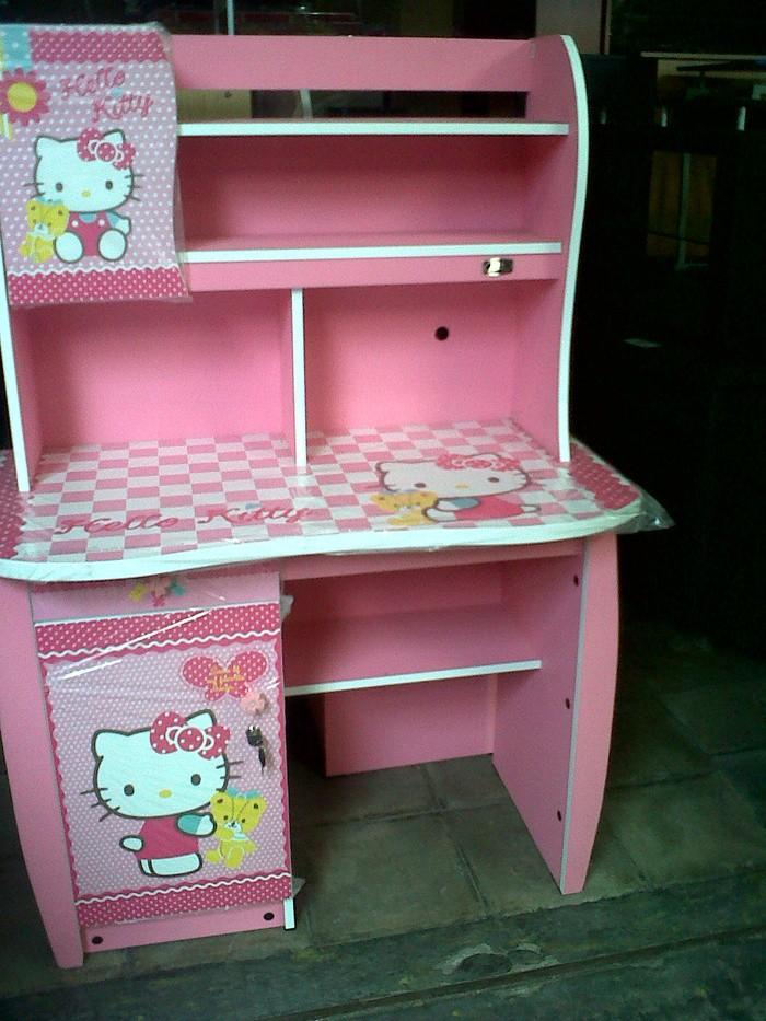 Jual Meja Belajar Hello Kitty Sdhk 9001 Kab Sleman Ajeg Mebel Jogja Tokopedia