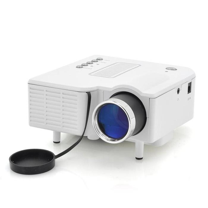 harga Mini led projector lh30 multifungsi (+mini tripod) Tokopedia.com