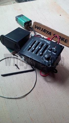 harga Preamp clearwave10 tuner built in Tokopedia.com