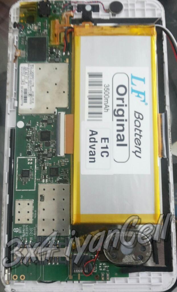 Baterai Battery Tablet Advan E1C 40