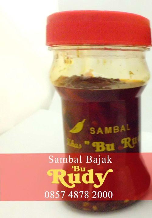 Sambal Bajak Bu Rudy, Resep Sambal, Kuliner surabaya, sambal terasi, s