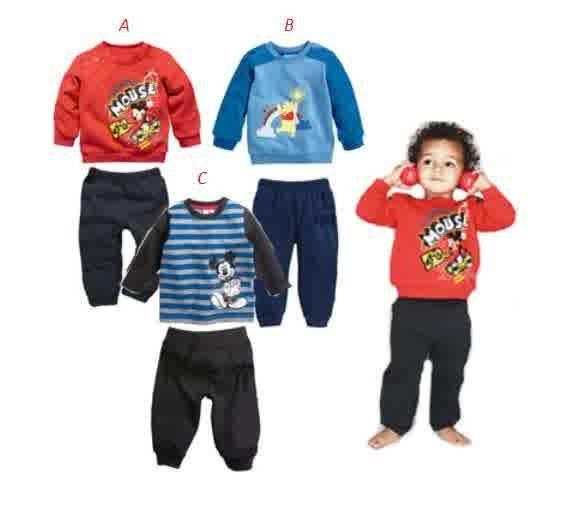 harga Baju setelan panjang sweater sweatshirt anak mickey pooh Tokopedia.com