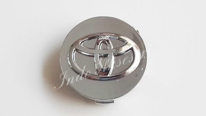 harga Tutup wheel dop innova chrome Tokopedia.com