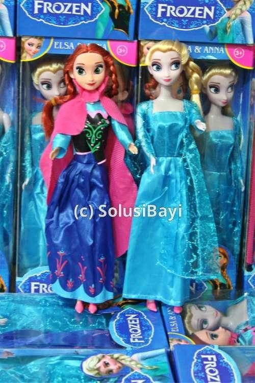 Jual Boneka Frozen Elsa dan Anna Termurah - solusibayi  9cbc00af8c