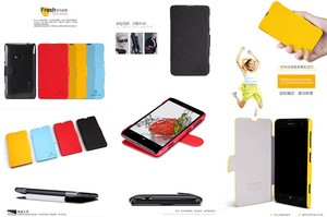 harga Nillkin fresh leather case nokia lumia 625 Tokopedia.com