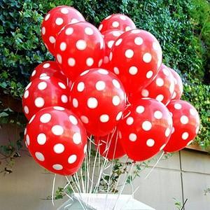 Katalog Balon Latex Polkadot Travelbon.com