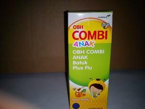 Foto Produk OBH COMBI ANAK BATUK PLUD FLU RASA MADU 60 ML dari PERMATA OBAT