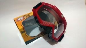 harga Kacamata goggle vogue motocross-looks goggle - frame merah Tokopedia.com