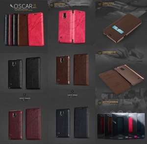 harga Jual kalaideng oscar ii leather flip case samsung galaxy note 4 n9100 Tokopedia.com