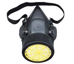 harga Masker respirator - single cartridge half face masker anti polusi Tokopedia.com
