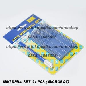 harga Mini drill set (0,3 - 1,6mm) lyk Tokopedia.com