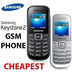 Jual Hp Samsung Keystone 2 E1205 Garansi Resmi Keystone2 Murah New