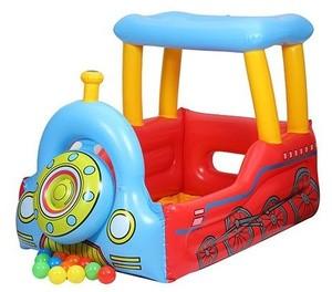 Train Play Center Kolam Bermain Mandi Bola