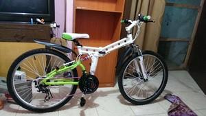 Jual Sepeda Lipat Doppelganger 704 Japan. Limited Edition
