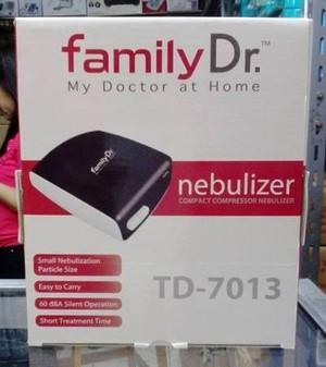 FAMILY DR TD 7013 COMPRESSOR NEBULIZER