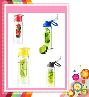 harga Tritan gen 2 / tritan bottle bpa free with fruit / infused bottle Tokopedia.com