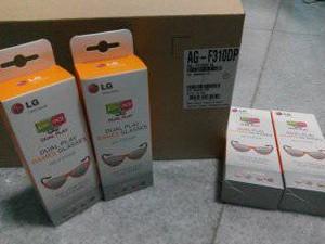harga Kacamata 3d lg dual play ag-f310dp (1box = 2pcs) Tokopedia.com