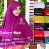 Jual Jilbab Kerudung Hijab Bergo Jumbo Qalisya Bhn Jersey