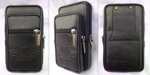 harga Dompet smartphone dho004,dompet hp kulit asli,bb dan android Tokopedia.com
