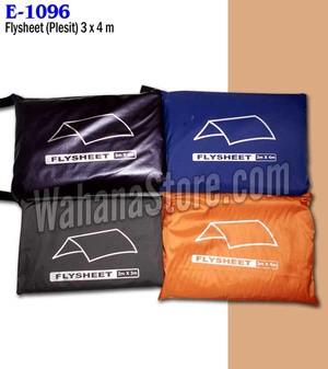 harga Flysheet / plesit (untuk tenda dome) uk. 3 x 4 Tokopedia.com
