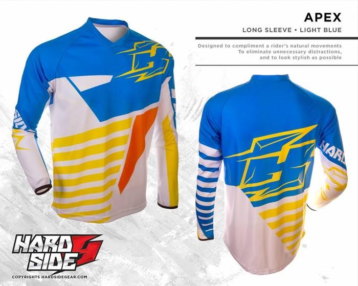 harga Jersey motocross / sepeda hardside Tokopedia.com