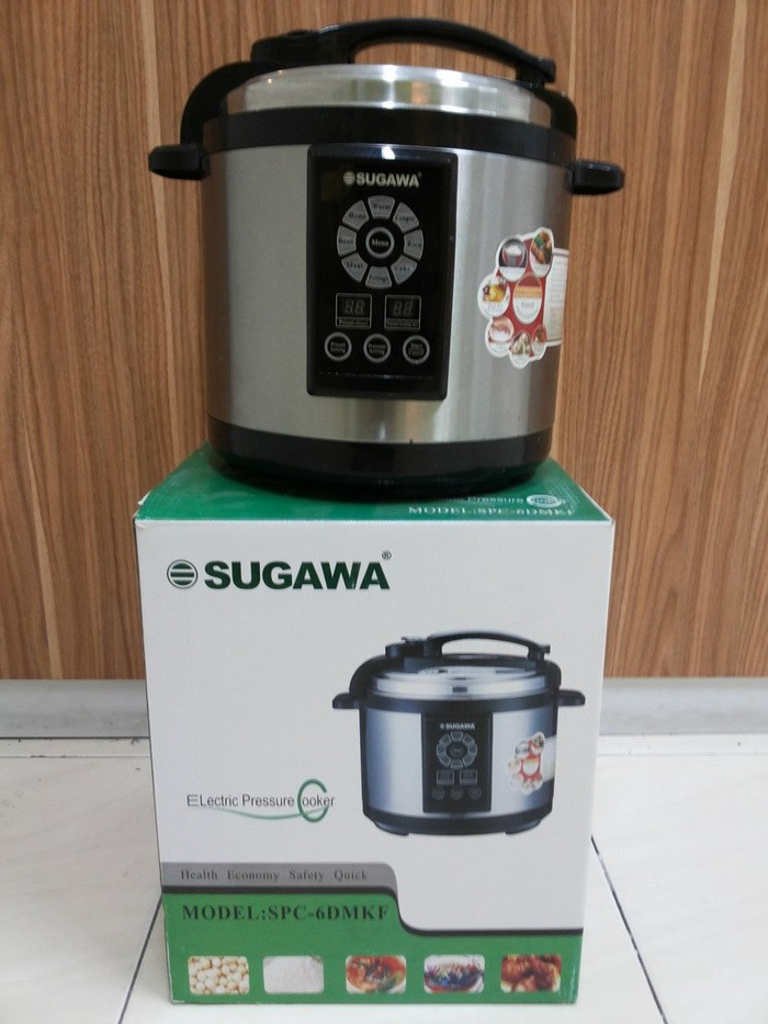Presto Cooker Elektrik Sugawa