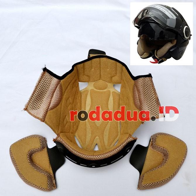 harga Busa helm snail 622 Tokopedia.com