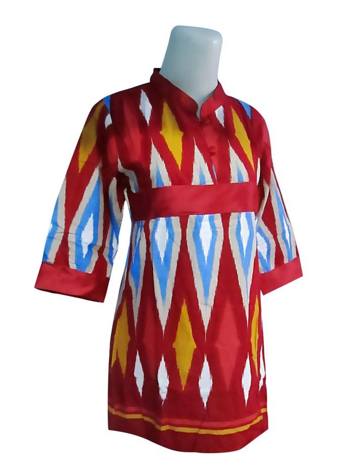 harga Blus batik modern blus batik kerja blus batik grosir blus batikkantor Tokopedia.com