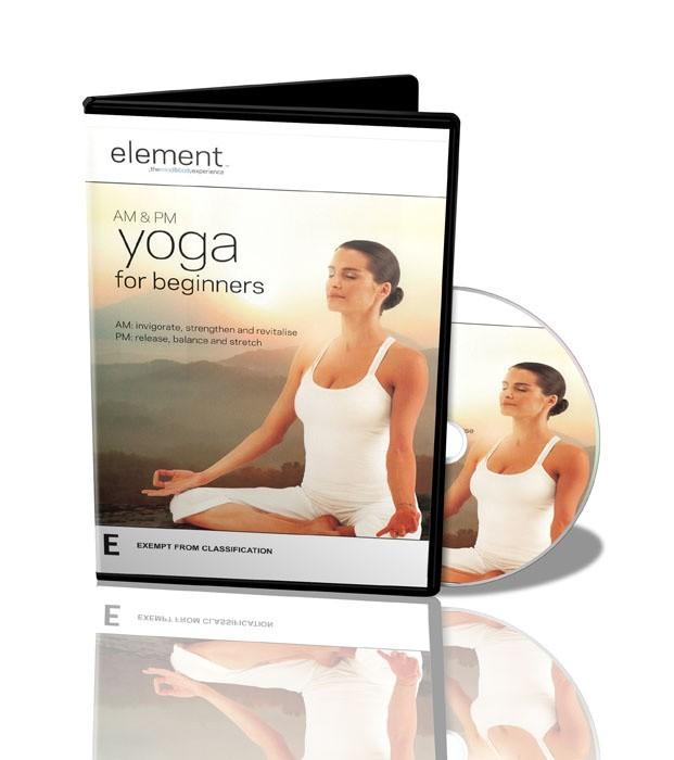harga Senam yoga untuk pemula am and pm yoga for beginners oleh elena brower Tokopedia.com