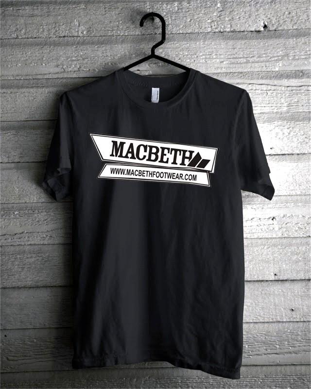 harga Kaos distro macbeth shoe terbaru Tokopedia.com
