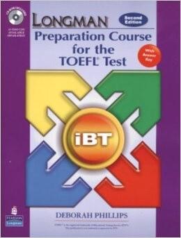 harga Audio cd longman preparation course for toefl test: ibt 2nd edition Tokopedia.com