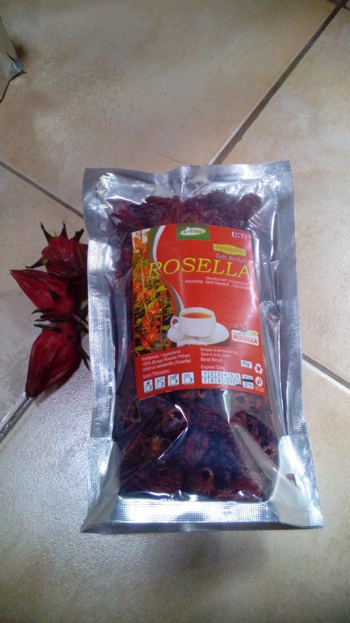 Jual Teh Bunga Rosella Kota Yogyakarta Pembela Kebetulan