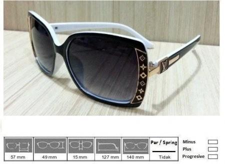 1ea875e3d36 Jual Kacamata Sunglass Louis Vuitton Julia Perez C.01 - DKI Jakarta ...