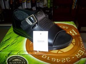 harga Sepatu sandal pria. barnet bl 18 black Tokopedia.com