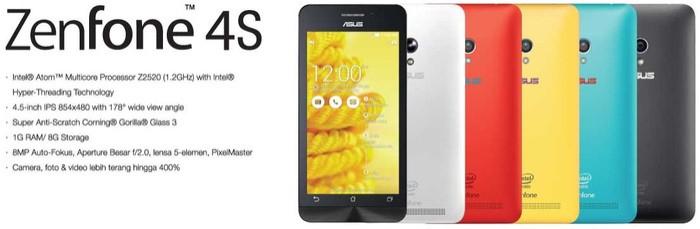 harga Asus zenfone 4s free ongkir* original resmi warna lengkap Tokopedia.com