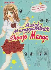 harga Cara mudah menggambar shoujo manga Tokopedia.com